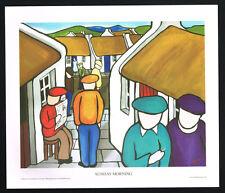 Sunday Morning/Northern/Irish Art Group/Fine Print/Martin Laverty/Ireland/New