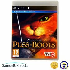Puss in Boots (PS3) **GREAT CONDITION**