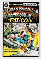 FRENCH COMIC FRANÇAIS EDITION HERITAGE  CAPITAINE AMERICA  #  52  SP18