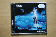 Muse ‎– Showbiz - Mushroom ‎– MUSH33257.2  CD  (Box C91)