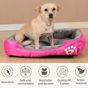 Pet Dog Bed for Medium Dogs Dog Bed with Machine Washable Comfortable and Safety