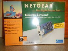 NETGEAR GA621 Gigabit Fiber Card NEW