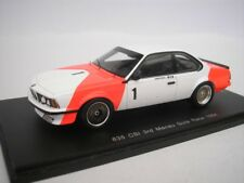 BMW 635 CSI #1 3rd COURSE DE GUIA DE MACAO 1984 H.J. PIÈCE 1/43 SPARK SA054 NEUF