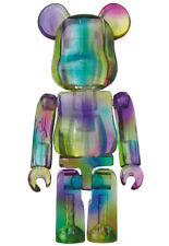 Bearbrick S32 Medicom Jellybean 32 be@rbrick 100% Soda Rainbow Jelly