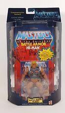 He Man MOTU Battle Armor He-Man Commemorative Masters of the Universe MOTUC
