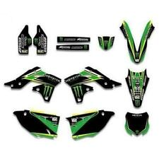 KAWASAKI  KX250F KXF250 2013-2016 Graphics Decals Sticker Kit MX DST0438