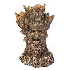 Tree Spirit Backflow Incense Cone Burner 18cm High Nemesis Now