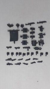 Warhammer 40K Space marine tactical squad accessories bits random