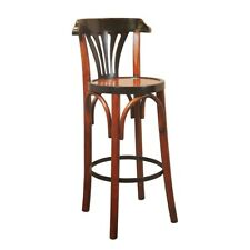 Authentic Models Barstool De Luxe 'Grand Hotel', Honey - MF044A