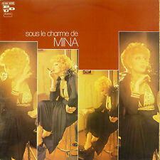 "12"" LP - Mina  - Sous Le Charme De Mina - B175 - RAR - washed & cleaned"