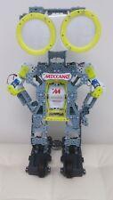 MECCANO Tech Meccanoid Personal Robot Programmable Robot