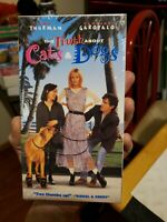 The Truth About Cats and Dogs (VHS, 1996) Uma Thurmond brand new sealed