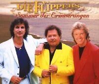 """DIE FLIPPERS """"SOMMER DER ERINNERUNGEN"""" 2 CD NEUWARE"""