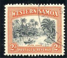 Used George VI (1936-1952) Samoan Stamps (Pre-1962)