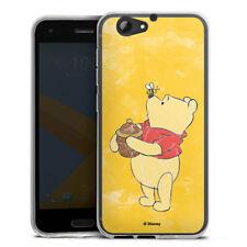 HTC One A9 s Silikon Hülle Case HandyHülle - Honey Bee