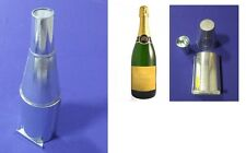 """Novelty Baking Tins - 3D Bottle - 3"""" Deep - 3 Part"""