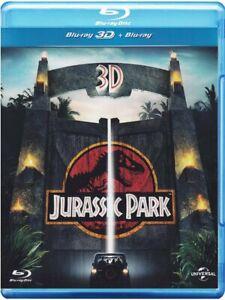 Blu Ray Jurassic Park 3D (2 Blu-Ray)  .....NUOVO