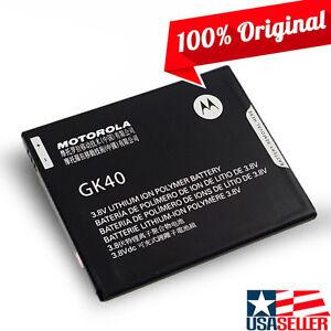 OEM Motorola GK40 Battery for Moto E3 E4 G5 G4 Play XT1675 XT1700