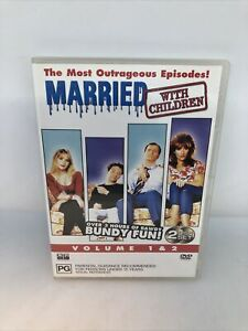 Married With Children - The Most Outrageous Episodes : Volume 1&2 DVD Region 4