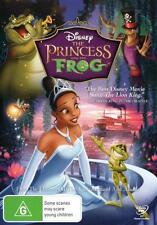 The Princess and the Frog * NEW DVD * Children animation (Region 4 Australia)