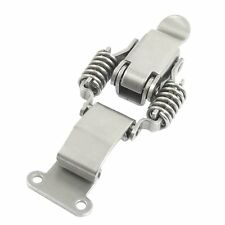 """3.3"""" Compression Spring Loaded Stainless Steel Toggle Latch Catches Dt"""