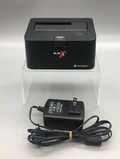 """Thermaltake BlacX Series SATA 2.5""""/3.5"""" Hard Drive Docking Station - C08"""