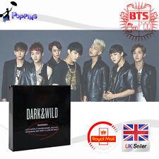 New Bangtan Boys 1st Full-length Album DARK & WILD