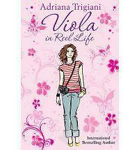 Viola in Reel Life, Trigiani, Adriana, New Book
