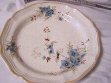 Mikasa Garden Club Day Dreams Lunch Plate Japan 461 Floral EUC 1++++