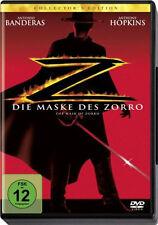 DVD * DIE MASKE DES ZORRO [COLLECTOR'S EDITION] - Antonio Banderas # NEU OVP <