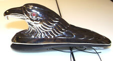 Lighted Eagle Head Fender Ornament-Motorcycle, Custom-Bikes-Trikes-With Light