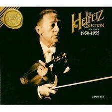 The Jascha Heifetz Collection, volume 8 (1950-1955) Beethoven Brahms rottura 2cd