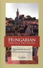 Hungarian-English/English Hungarian Practical Dictionary (Hippocrene Practical D