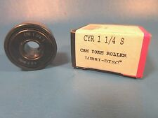 McGill CYR 1 1/4 S CAM Yoke Roller; Needle Bearing Type (=INA, Torrington)