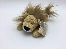 New Russ Home Buddies ZULU Lion Terry Cloth Plush Stuffed Animal NWT