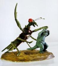 Kamacuras Son of Godzilla Monster - Rare Resin Model - Yamakawa Japan 2003 Kaiju