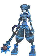 "New Kingdom Hearts series 3 ""Tron"" Sora figure Walgreen's Diamond Select ToysNib"