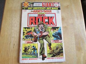 Sgt Rock Our Army At War #280 - 200th Anniversary Issue