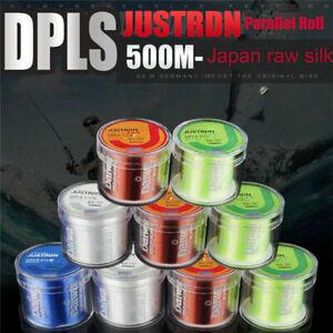 500M Super Strong Lake Sea Fishing Line Tools Durable Monofilament Nylon US