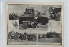 1926 W612 #110 Agricultural Implements Non-Sports Card 0w6