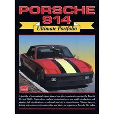 Porsche 914 Ultimate Portfolio book paper