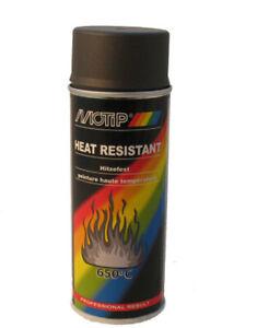 Auspufflack MOTIP 800°C  Grau  400ml