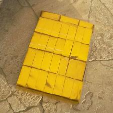 1kg Gold Metallic Confetti, Gold-Konfetti 2 x 5cm