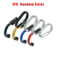 Outdoor Water Bottle Holder Hook Clip Carabiner Travel Hiking Camping Hook Clip