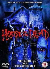 House Of The Dead (DVD, 2005) New Sealed Holographic Sleeve Limited Ediiton