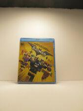 The Lego Batman Movie (2017) - Blu-Ray DVD - Widescreen Blu-Ray DVD