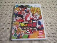 DragonBall Z Budokai Tenkaichi 3 für Nintendo Wii und Wii U *OVP*