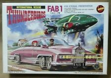 IMAI Thunderbirds FAB 1 Motorized Plastic Model Kit B 2087-1000
