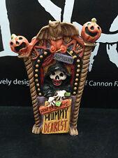 Creepy Hollow Skeleton Ticket Seller*New* W/Tag
