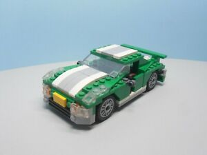 Lego Creator 3in1 Grüne Flitzer 6743 mit OBA (285)